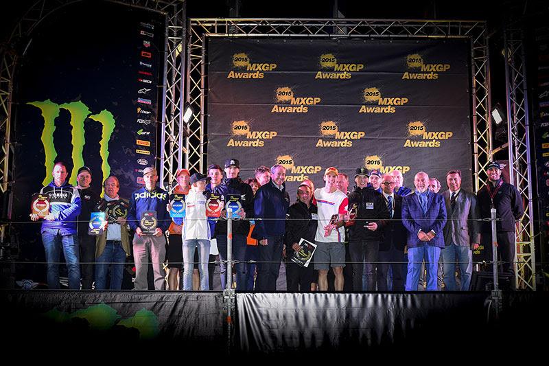 Annual MXGP Awards Ceremony