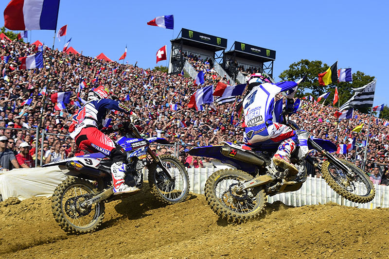 Romain Febvre and Cooper Webb