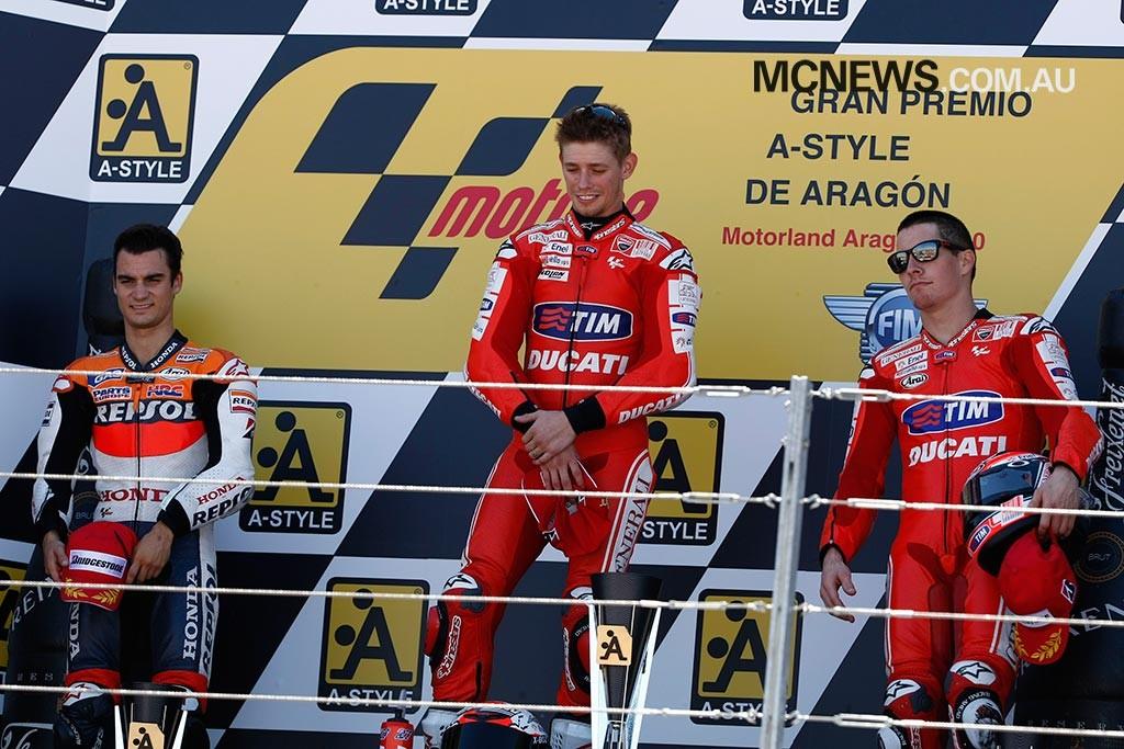 MotoGP 2010 Aragon