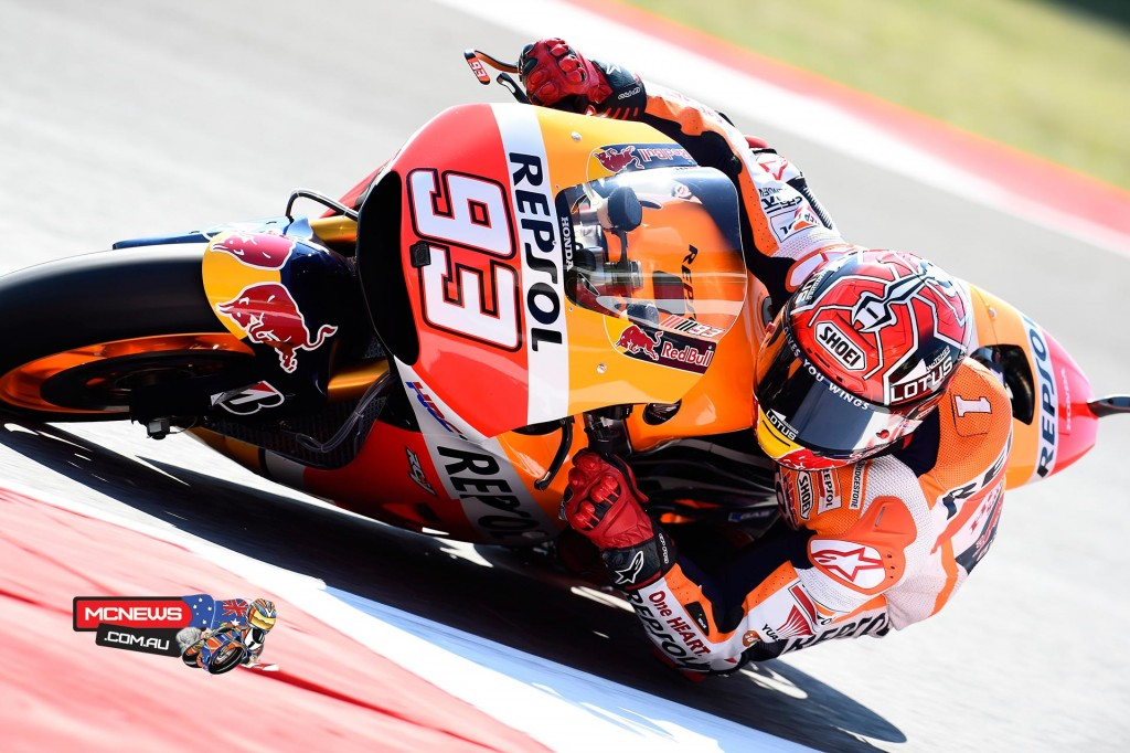 Misano has never proven a happy hunting ground for Marc Marquez