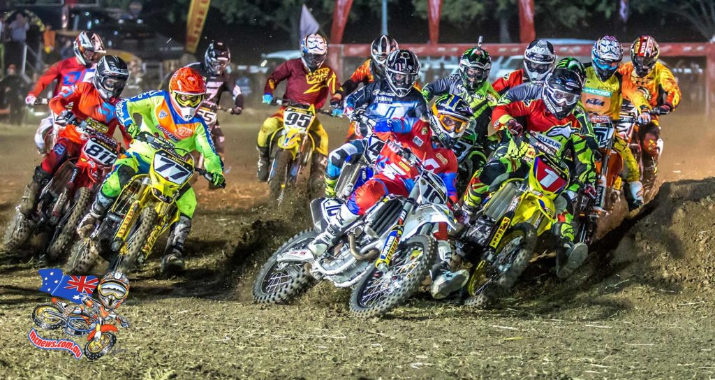 All eyes will be on Bathurst Showground when the gate drops on the 2015 Australian Supercross Championship on October 10. Photo: Marc Jones Photography