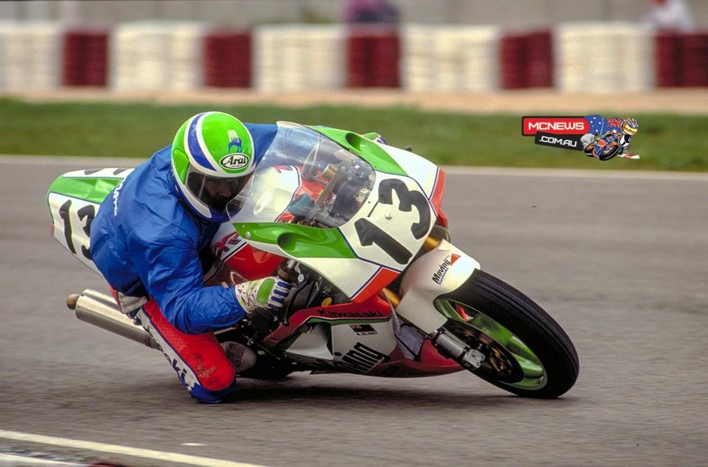 Aaron Slight (NZL) - 1992