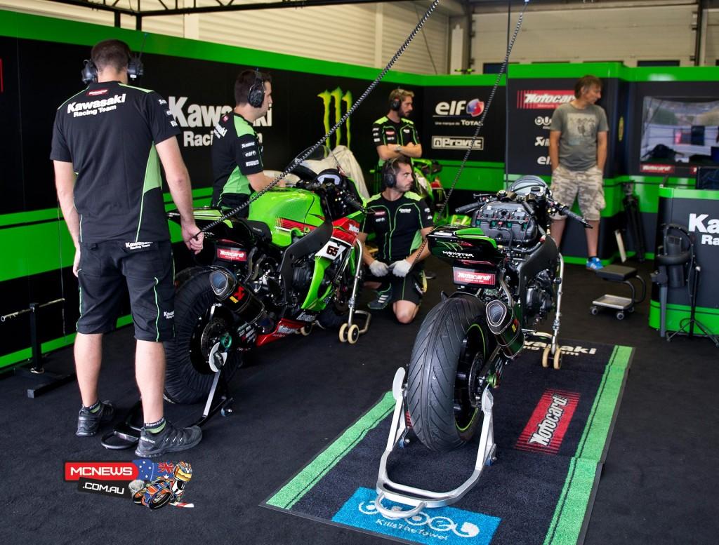 Team Kawasaki WorldSBK
