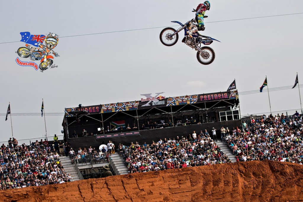 X-Fighters 2015 - Pretoria - Clinton Moore