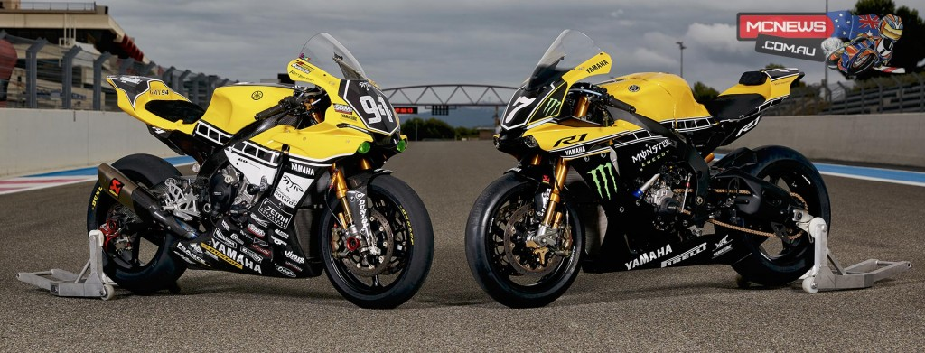 Yamaha Marks its 60 Year Anniversary Celebrations at 2015 Bol d'Or