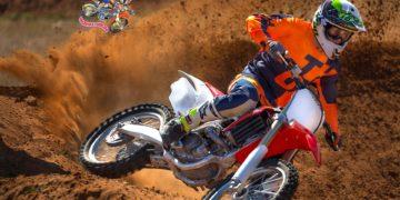 2016 Honda CRF450R - Todd Jarratt