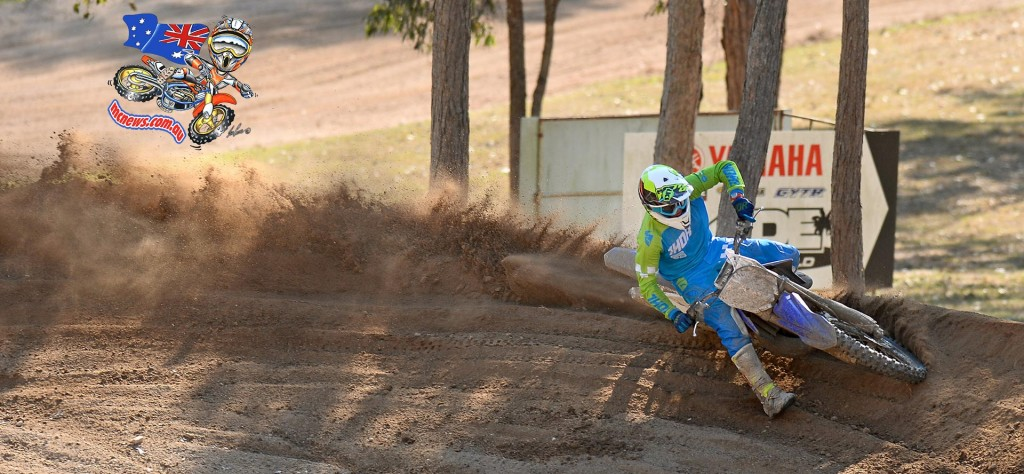 Todd Jarratt on the 2016 Yamaha YZ250