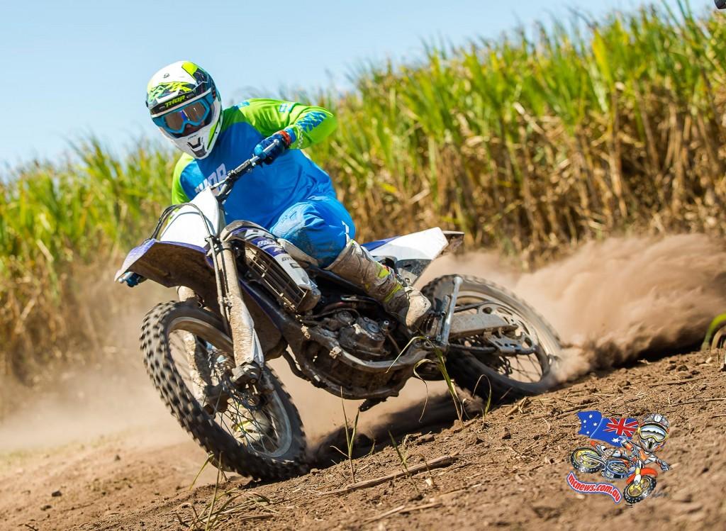 Todd Jarratt on the 2016 Yamaha YZ250FX