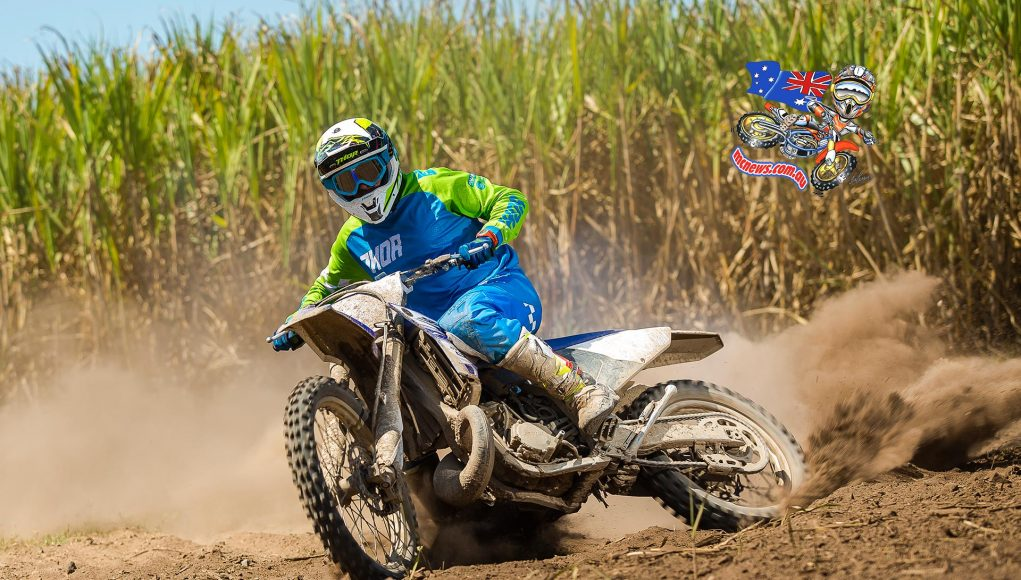 Todd Jarratt on the 2016 Yamaha YZ250X