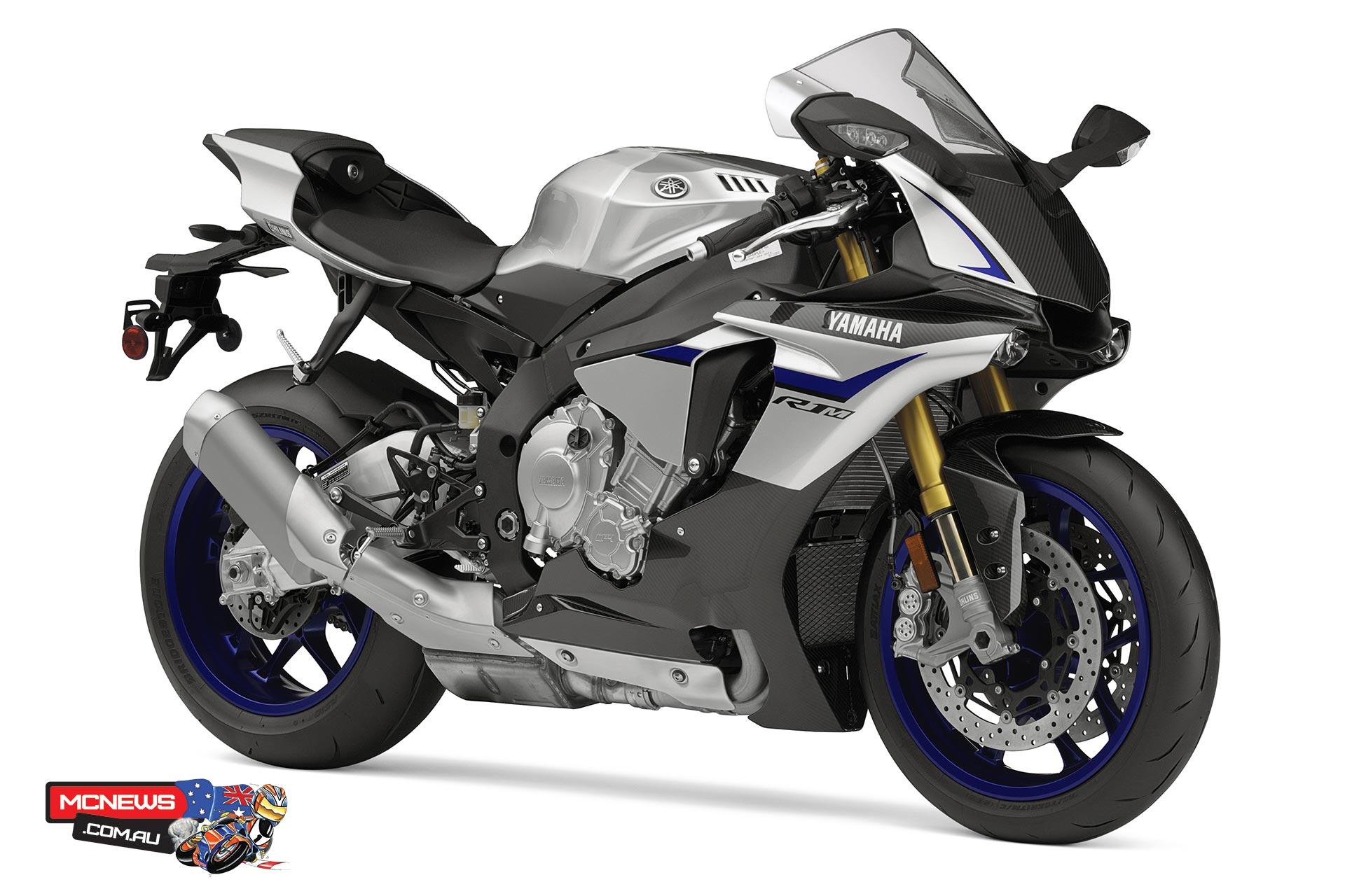 2016 Yamaha YZF-R1 YZF-R6 Colours   MCNews.com.au