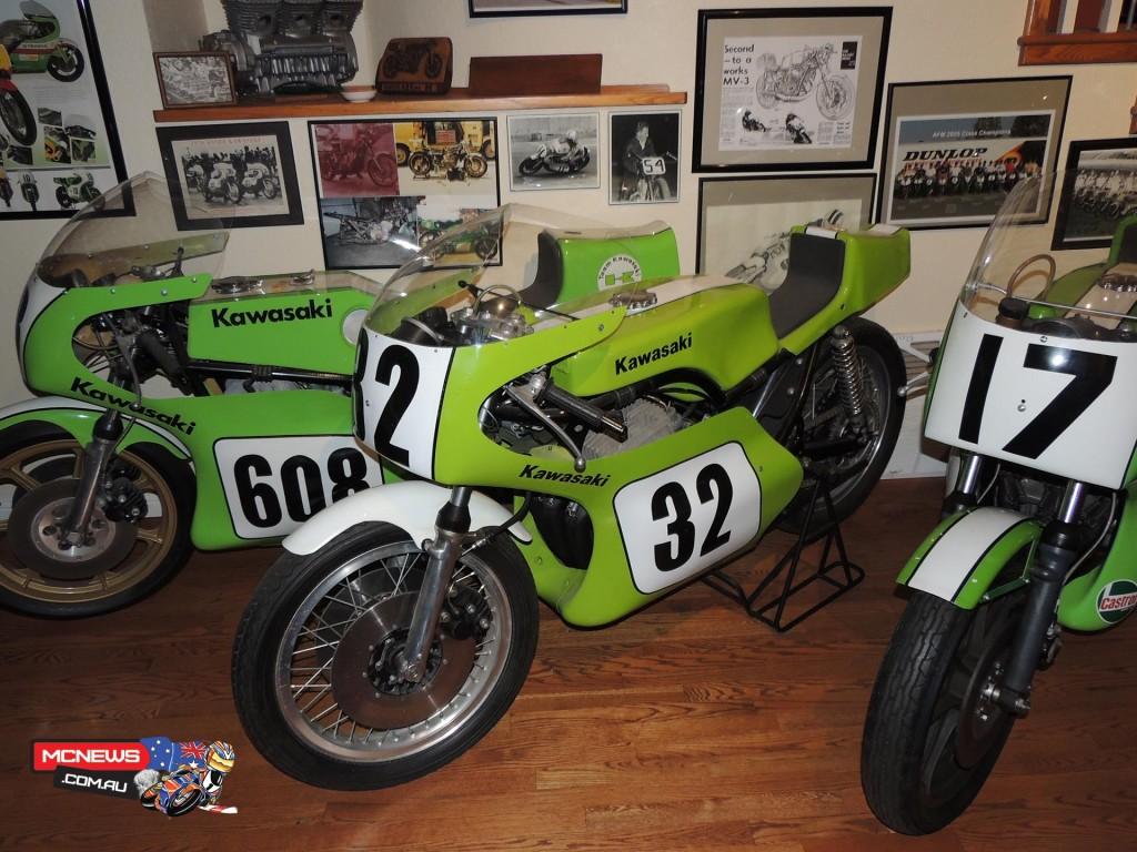 #32 Production H2R 1973