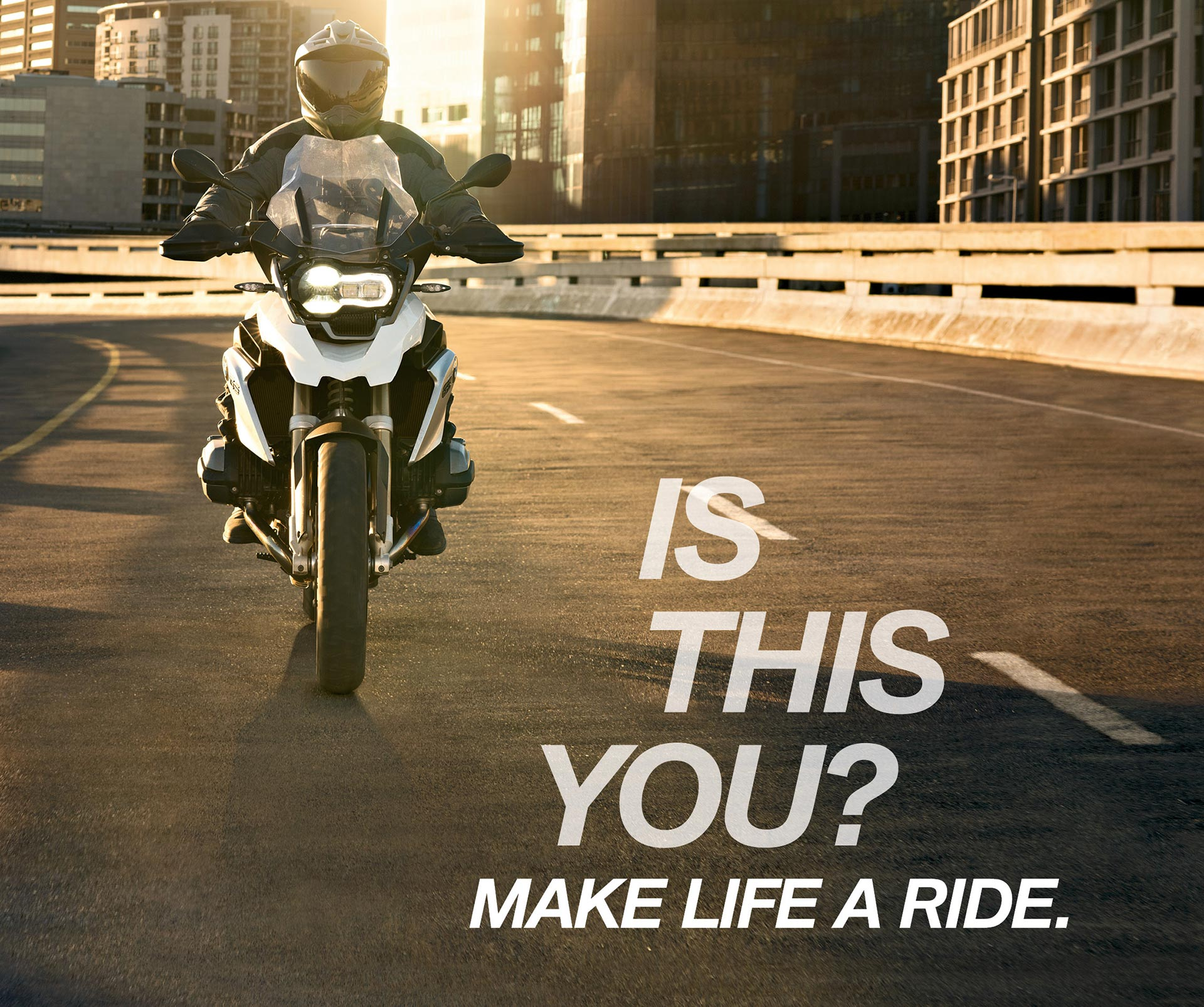 BMW Motorrad Make Life A Ride