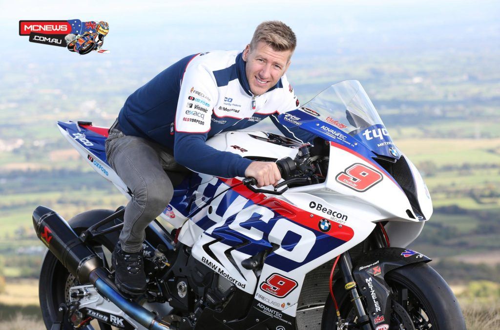 Ian Hutchinson joins Tyco BMW for 2016 IOM TT campaign