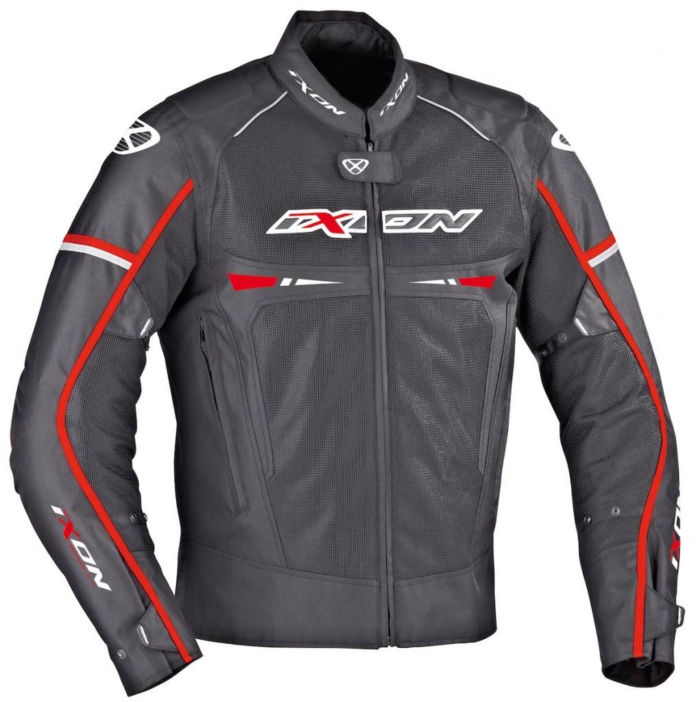 New Ixon PitRace sports motorcycle jacket