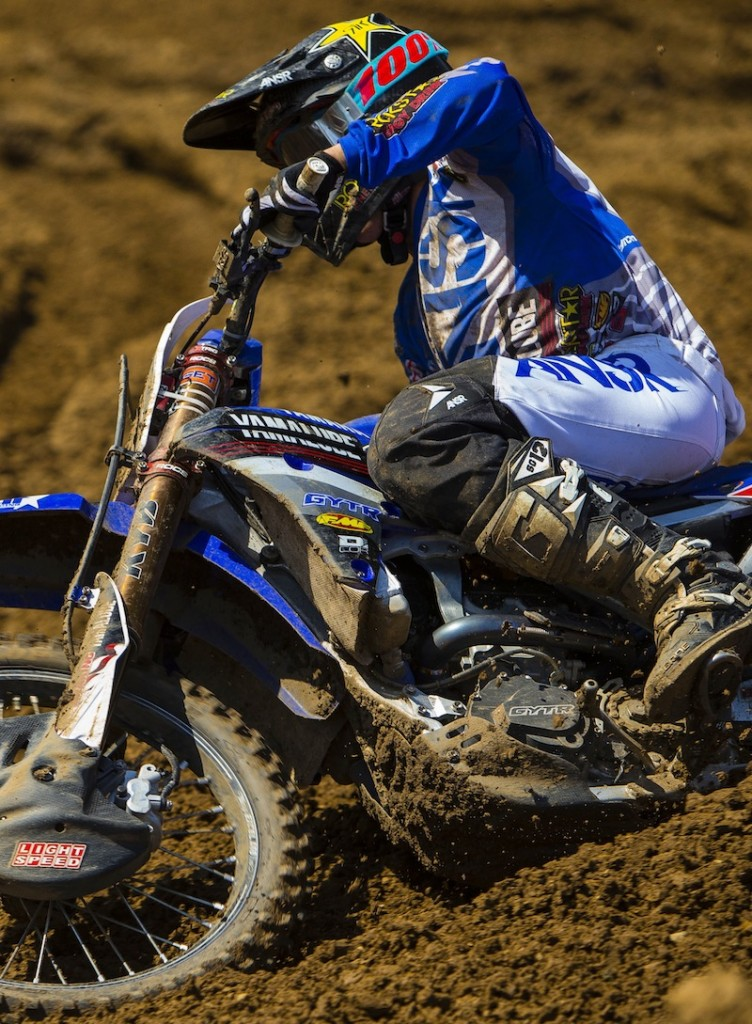 Jeremy Martin capped off a great season by winning the final round of the Japanese MX Champs