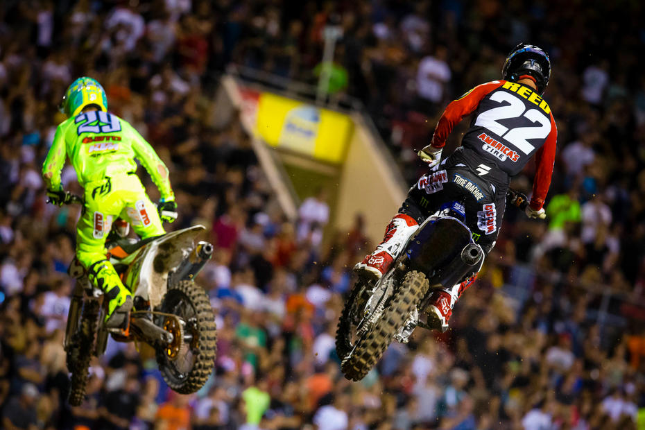 Monster Energy Cup 2015 Chad Reed