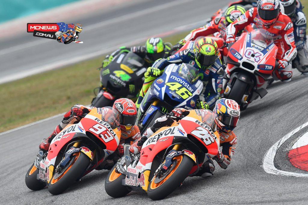Sepang MotoGP 2015