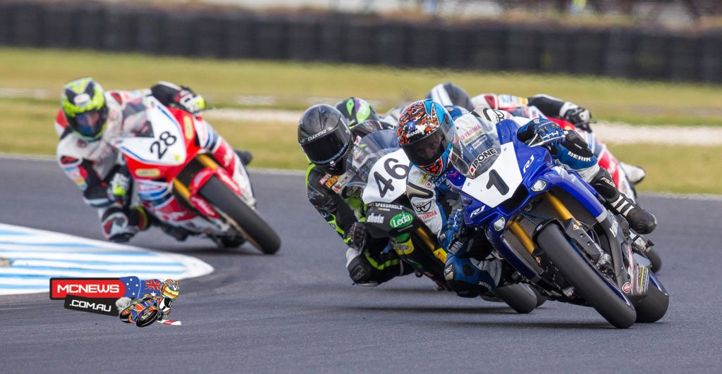 Superbike Race Two - MotoGP 2015 - Phillip Island