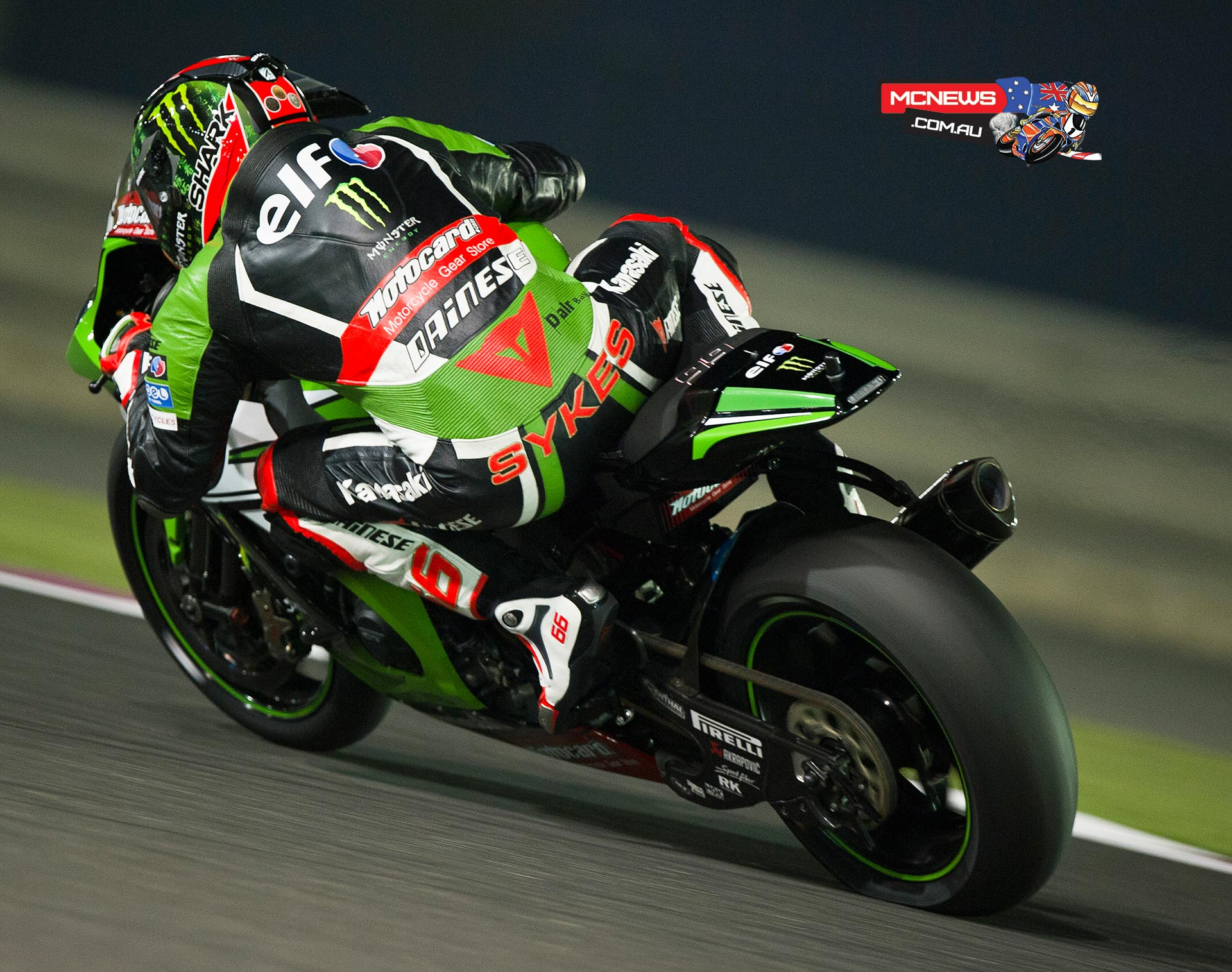 WorldSBK 2015 Qatar - Qualifying - Tom Sykes