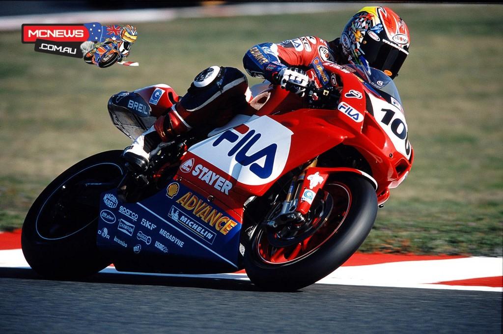 Neil Hodgson (GBR) - 2003
