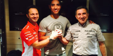 Spanish team and Colombian Yonny Hernandez rider join forces in quest for MotoGP 2016 success