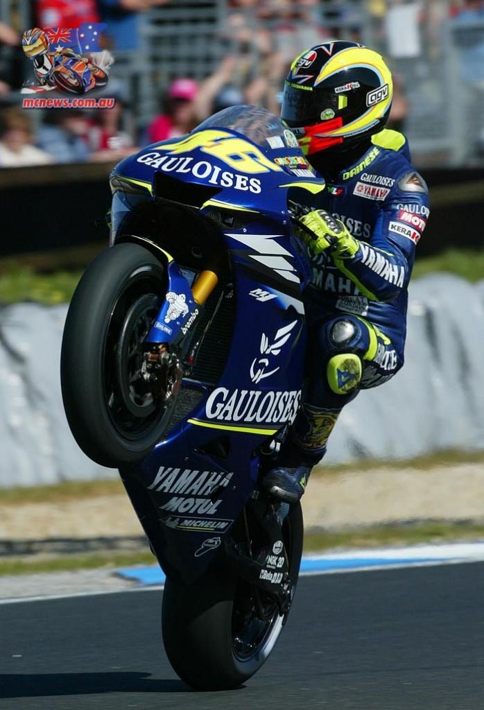 Valentino Rossi - Phillip Island - 2005
