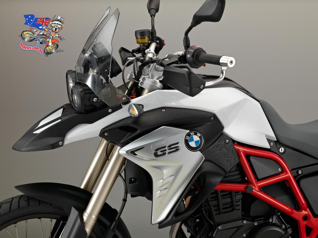 2016 BMW F 800 GS