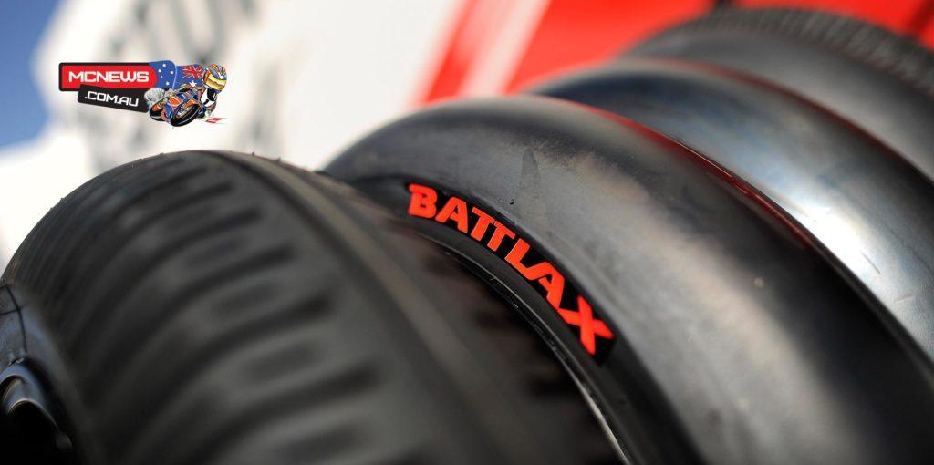Bridgestone MotoGP Tyres