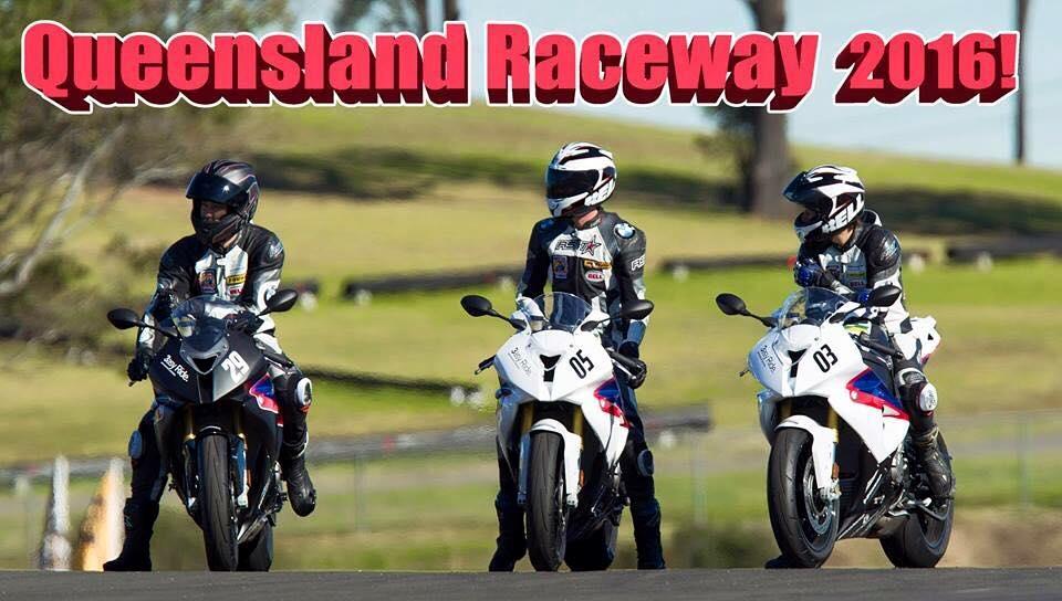 Look out Queenslanders California Superbike School is heading to Queensland Raceway in 2016!