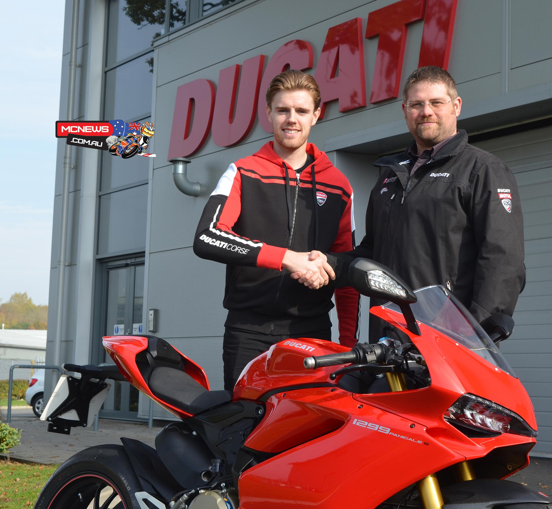 Danny Buchan makes Ducati switch with Lloyds British Moto Rapido for 2016 MCE BSB
