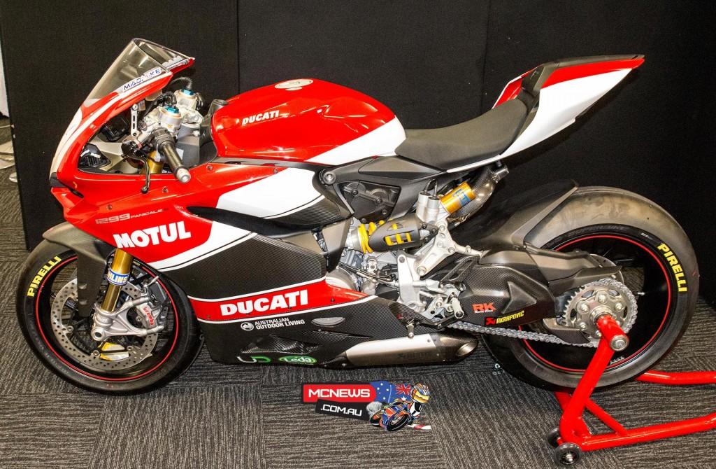 DesmoSport Ducati Corse 1299 Panigale S