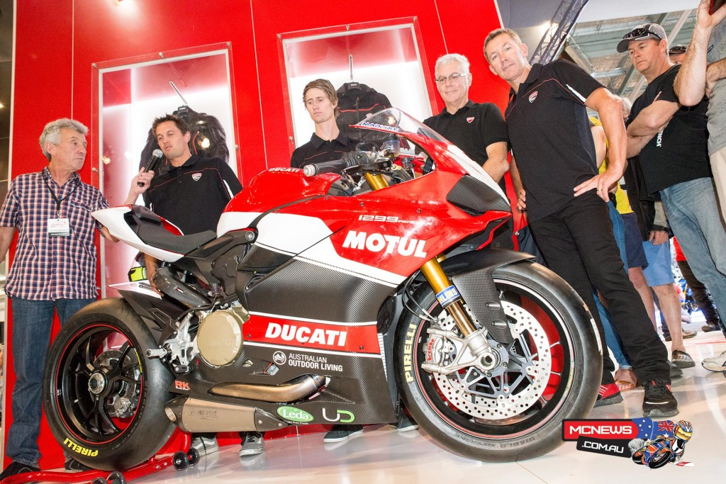 Mike Jones to ride Ducati Panigale 1299S in new DesmoSport Ducati Corse squad jointly managed by Troy Bayliss and Ben Henry