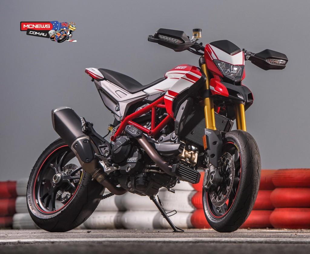 2016 Ducati 939 Hypermotard SP