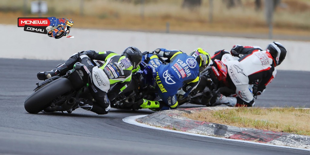 Australasian FX Superbike Championship season 2015 has produced the best domestic Superbike racing seen this century