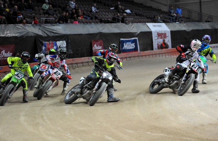 Jared Mees at the Superprestigio of the Americas