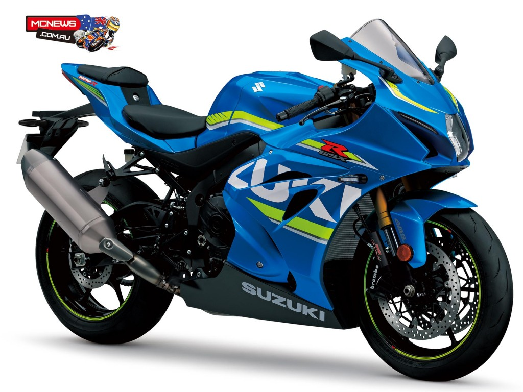 2017 Suzuki GSX-R1000 L7