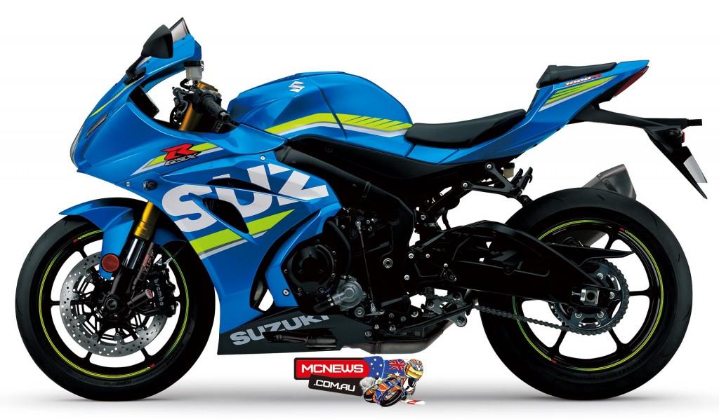 2017 Suzuki GSX-R1000 K7