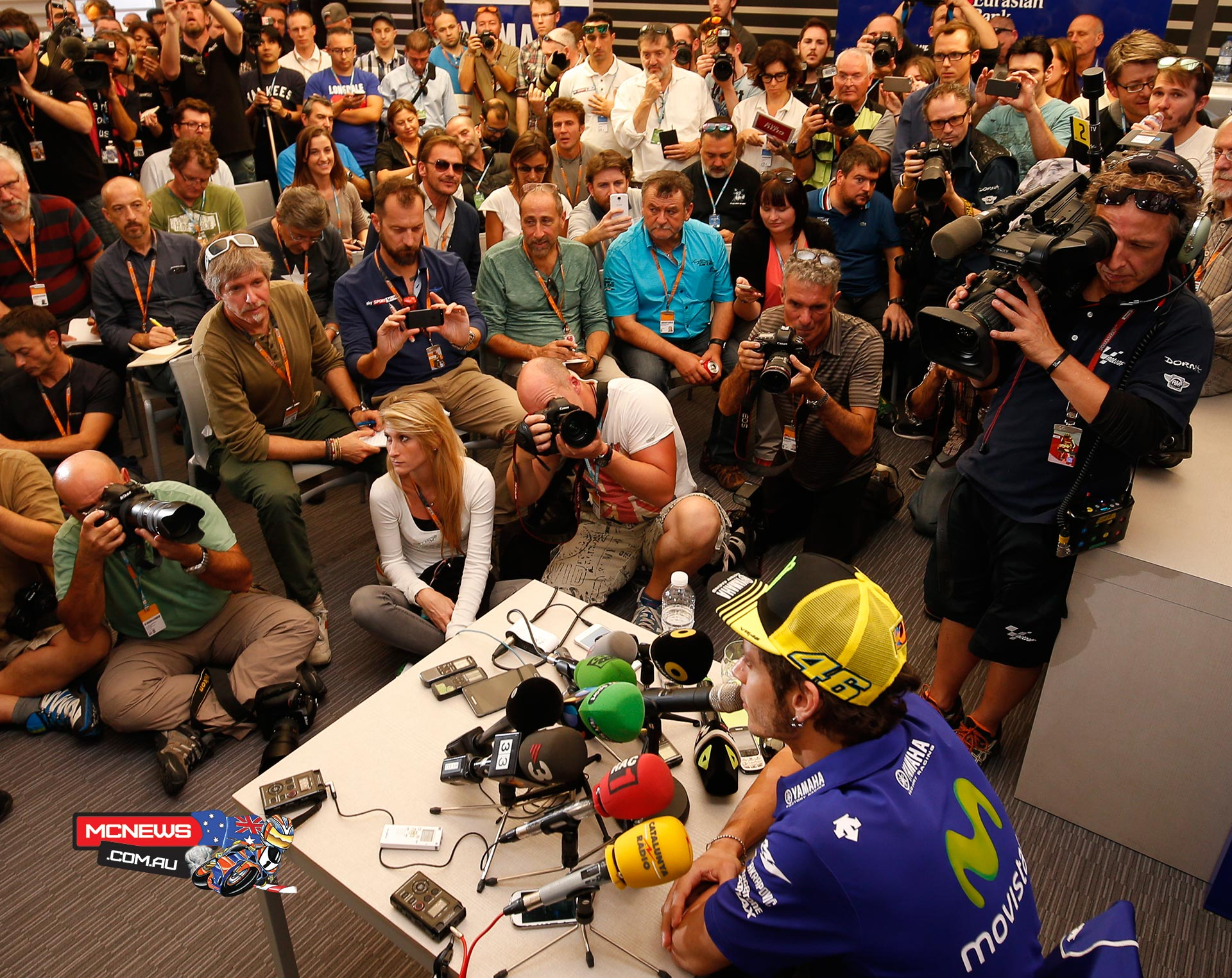 Valencia MotoGP 2015 - Valentino Rossi