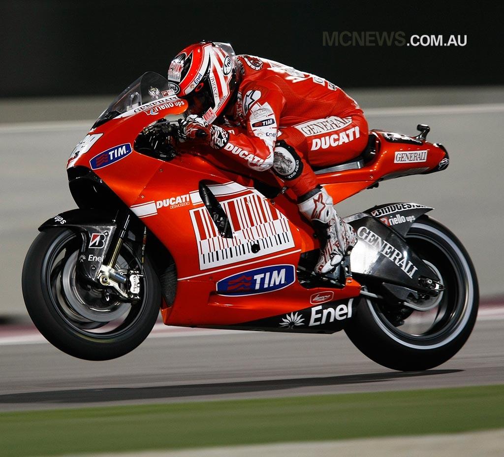 Nicky Hayden 2010