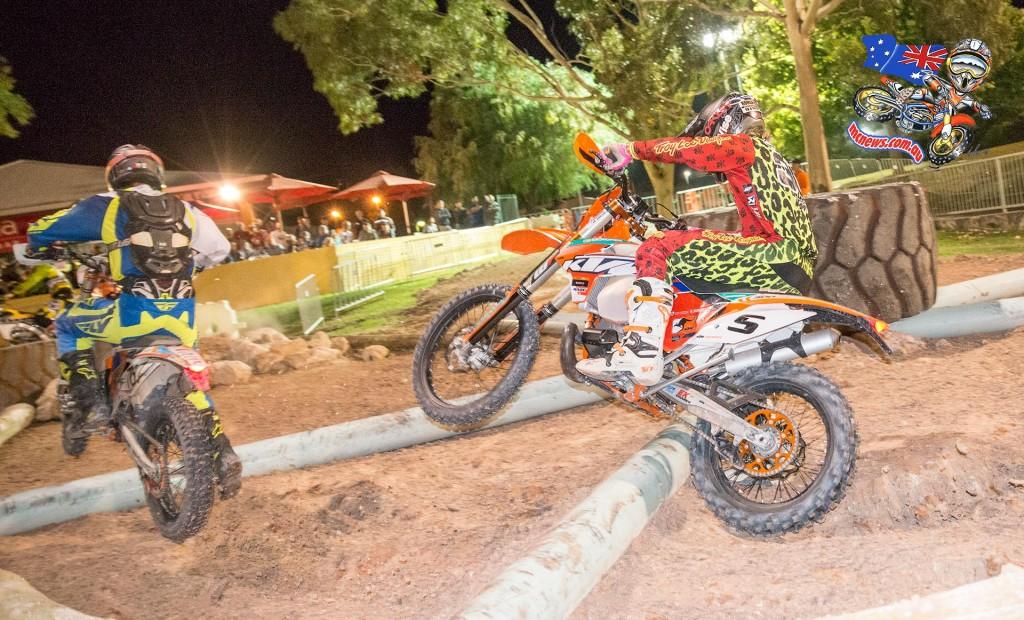 Perth International Enduro Cross 2015 - Daniel Sanders