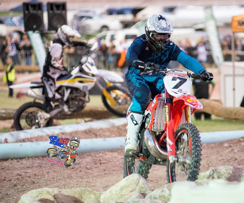 Perth International Enduro Cross 2015 - Kyle Redmond