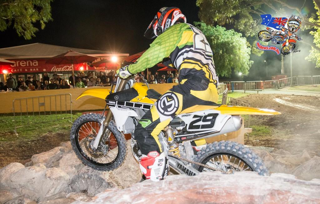 Perth International Enduro Cross 2015 - Stefan Granquist
