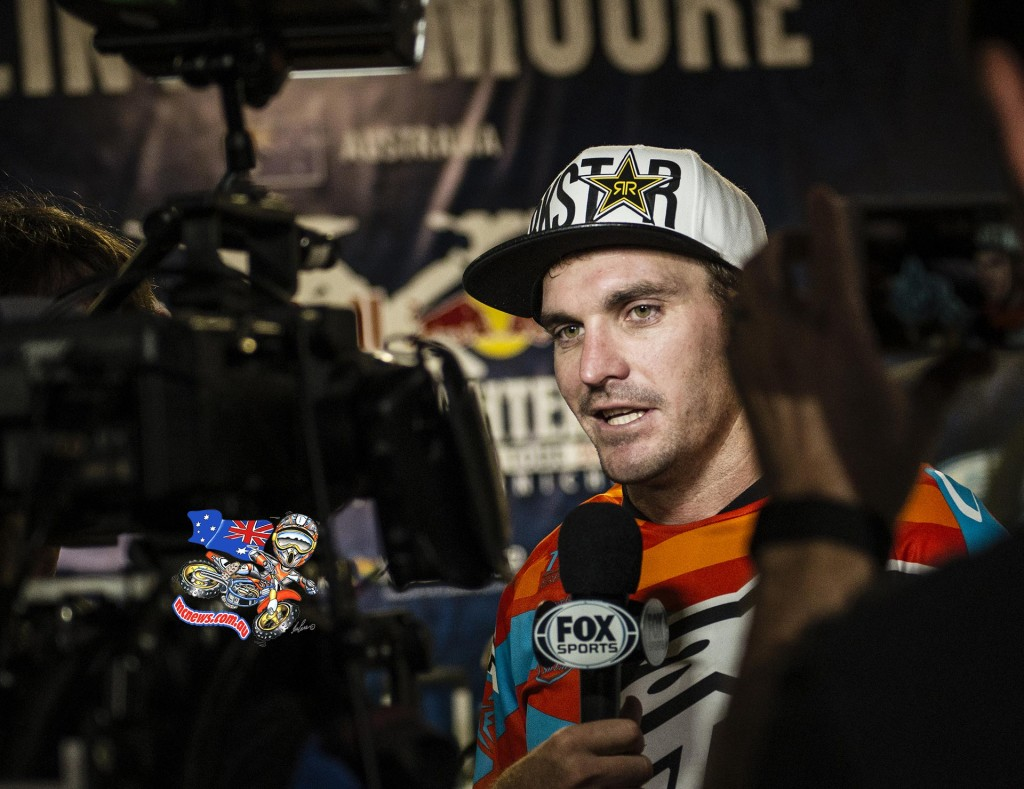 Clinton Moore Red Bull X Fighters World Tour Champion 2015