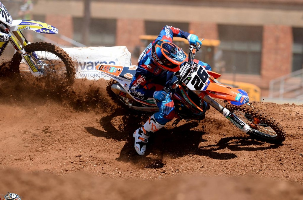 Adelaide Supercross - Luke Styke