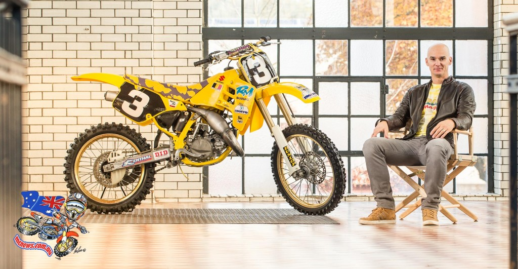 Stefan Everts back with Suzuki for 2016 MXGP