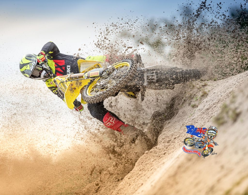 Stefan Everts will heavily promote the Suzuki name at the highest level of the sport and where the team have been championship contenders since the beginning of the century with the RM250 and the RM-Z450 from 2004.