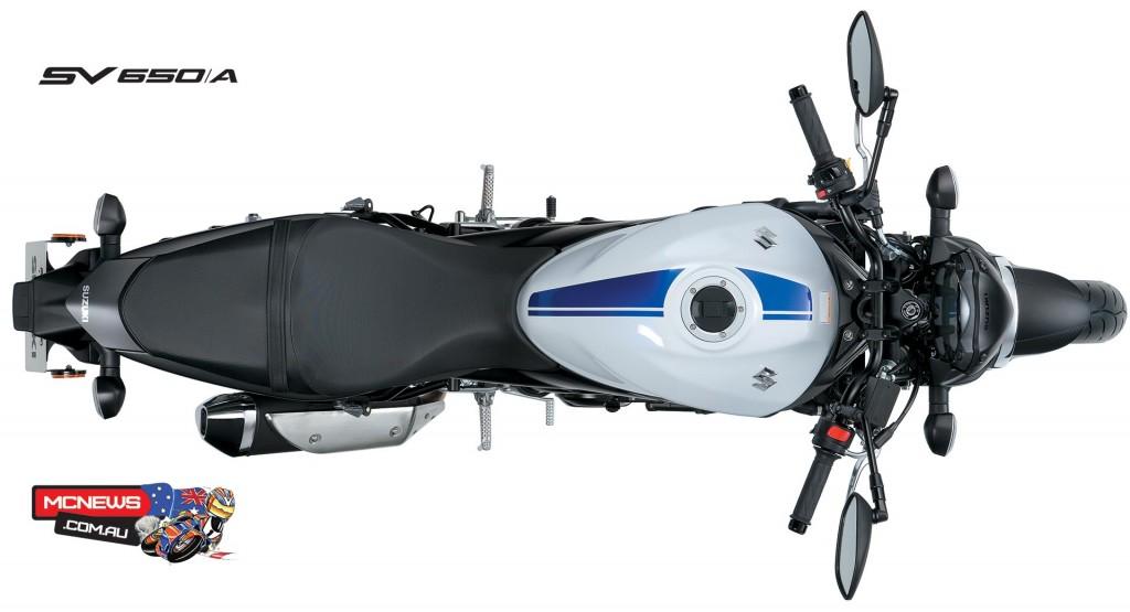 Suzuki SV650 AL7