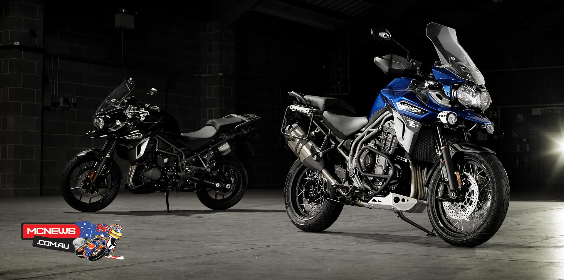 Triumph Tiger Explorer revamped for 2016