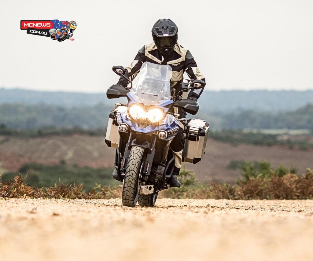 Triumph Explorer XCa