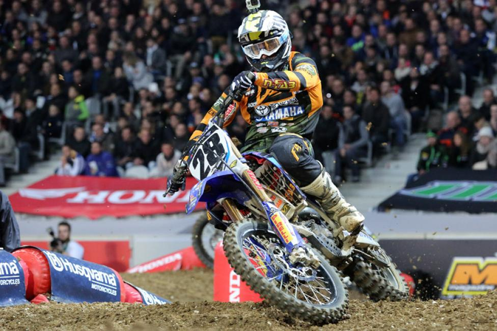 Weston Peick took out the final in France